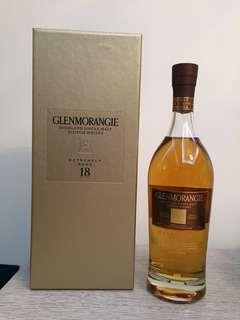 Glenmorangie 18年