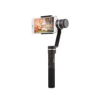 FEIYU TECH SPG-C 3-AXIS BLUETOOTH STABILIZED HANDHELD GIMBAL FOR SMARTPHONE W/ BATTERY 三軸手機手持雲台 香港行貨