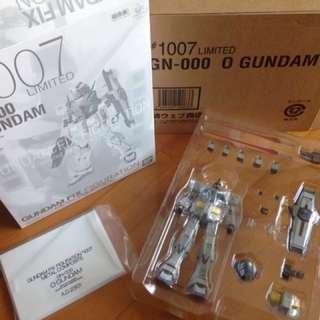 魂Shop限定 Metal Composite #1007 Limited O Gundam (已開盒)