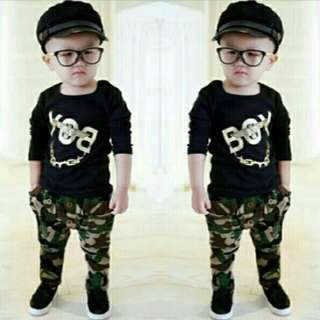 LFA KID Boy Army