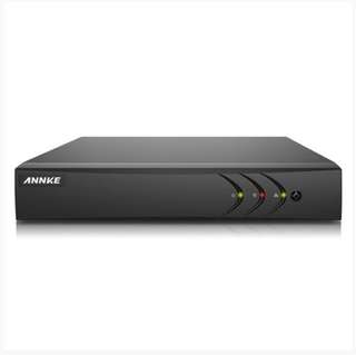 ANNKE 4CH 720P 1080P Lite HD TVI Digital Video Recorder - DN41R