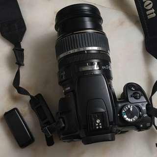 Canon EOS 400D digital DSLR + EFS 17-85mm lens
