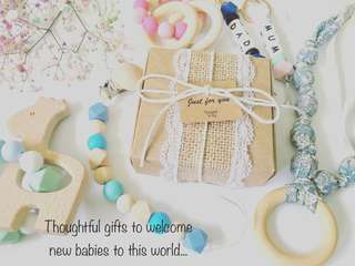Gifts for new babies
