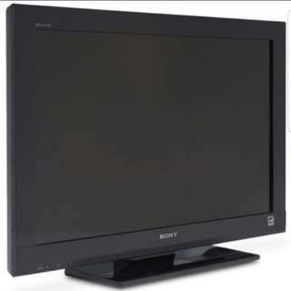 "Sony 32 "" lcd tv for sale"