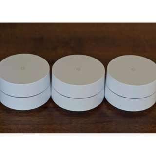 Google wifi mesh frm starhub Brand New