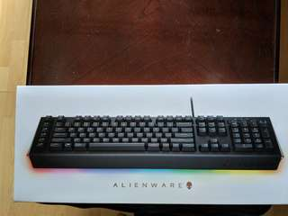 Brand new alienware aw568