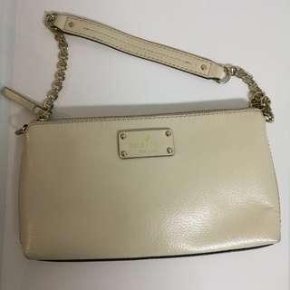 🈹$400 --> $300 kate spade ♠ shoulder bag/ handbag 手袋