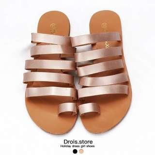 Bohemian Roman Style Sandals