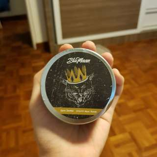 Blumaan Fifth Sample Styling Mask Pomade Limited Edition