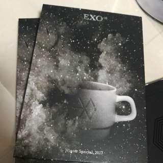 Universe exo專輯
