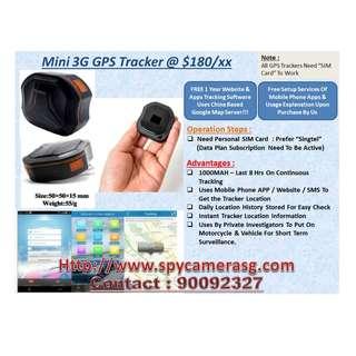 Gps Tracker Portable Mini