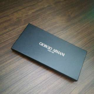 Giorgio Armani make-up brush sleeve 化妝掃套