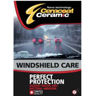 Ceracoat Windshield Care