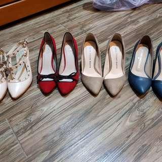 🚚 正韓三雙鞋全部一起賣 35號