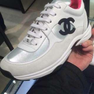 全新Chanel 波鞋 36,37,38號