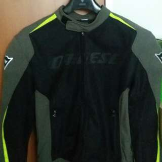 Dainese Hydra Flux D-Dry Mesh Jacket (size 48)