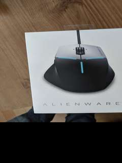 Brand new alienware aw558 mouse