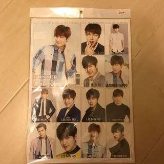 李敏鎬 poster