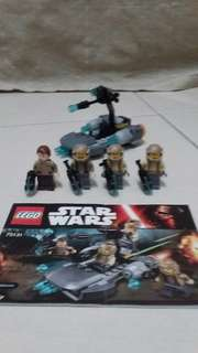 Lego Star Wars Battle Pack