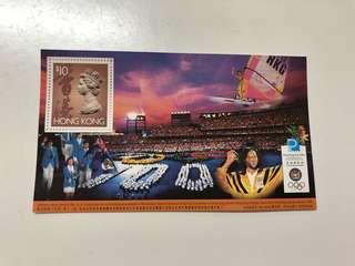 1996年通用郵票小型張(第十一號)