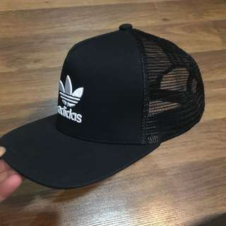 Adidas Original Cap - Black