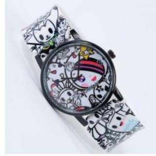 Tokidoki All Stars Snap Watch