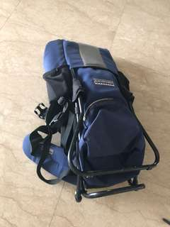 Kathmandu baby carrier