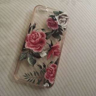 Floral case IP5/5S