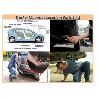 GPS Tracker 3G  Uses By Our Private Investgrator