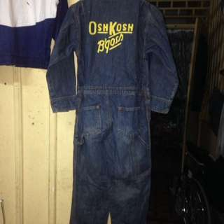Osh Kosh overall workwear kid