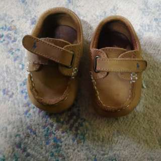 Ralph Lauren Infant Leather shoe