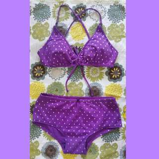 Bikini Purple Love