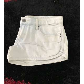 Mini denim shorts-Roxy