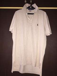 Ralph Lauren  Polo Shirt Classic Fit Dune Tan