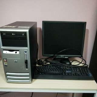 Full set Desktop Computer