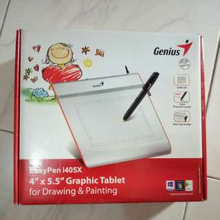 Genius Easy pen tablet i405x