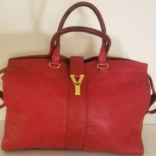 YSL Cabas Chyc Large Bag
