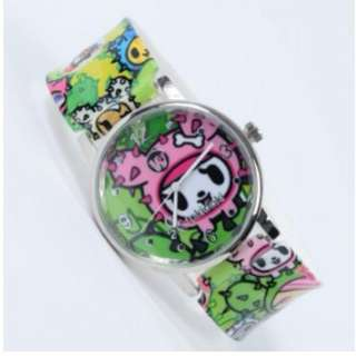 Tokidoki Cactus Friends Watch - Authentic