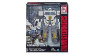 Transformers Combiner Wars Voyager Battle Core Optimus Prime