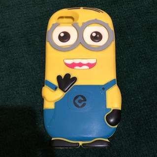 Minion iPhone case for 6+/6s+