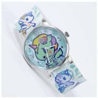 Tokidoki Mermicorno Watch - Authentic