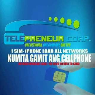 1 sim all network loading business