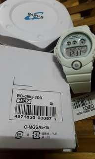 Jam tangan merk CASIO BABY G BG-6902-3DR