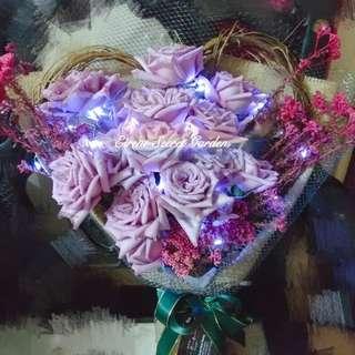 Flower bouquet/hand bouquet/anniversary bouquet/birthday bouquet/proposal bouquet