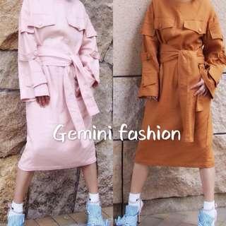 Admoon連身裙香港本地時裝設計師