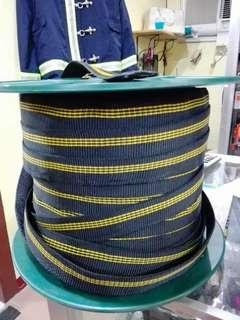 Tubular Flat Webbing Rope 1 inch 26mm