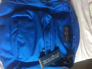 JANSPORT BLUE