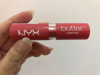 NYX butter lipstik bls21