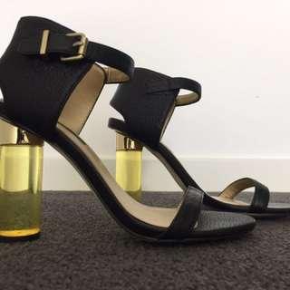 Designer SENSO Lucite Heels