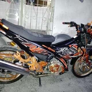 suzuki raider 150